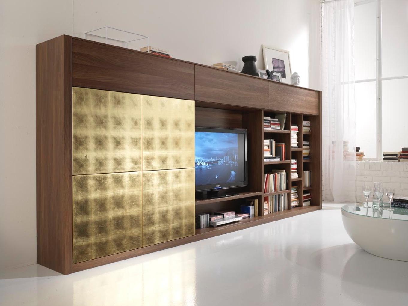 Корпусная Мебель Для Гостиной Модерн В Москве